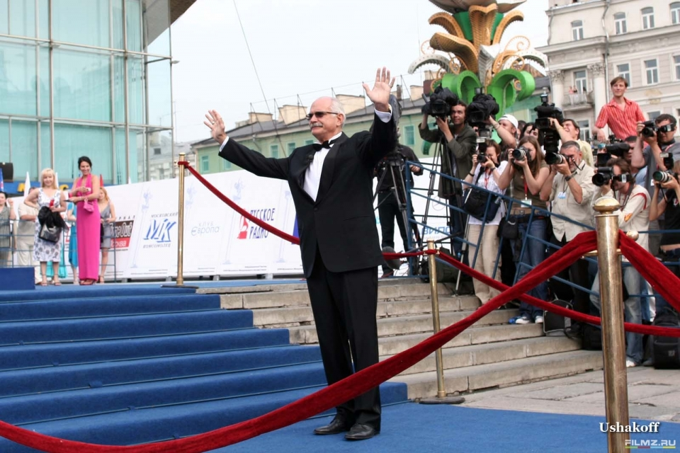 церемония открытия ММКФ XXVIII Никита Михалков,