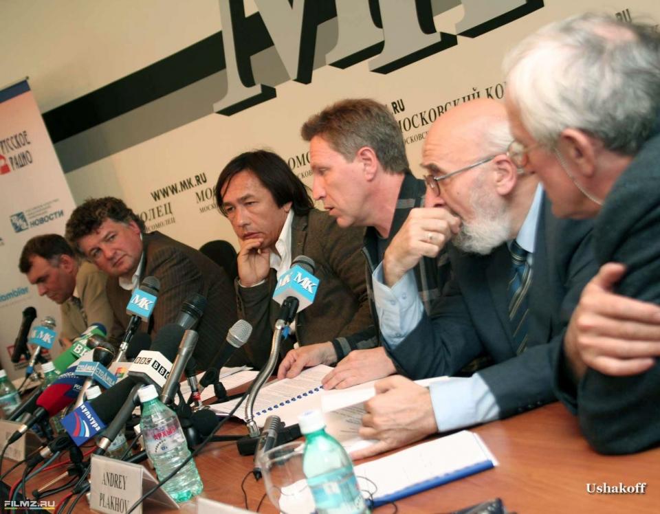 пресс-конференция ММКФ XXVIII