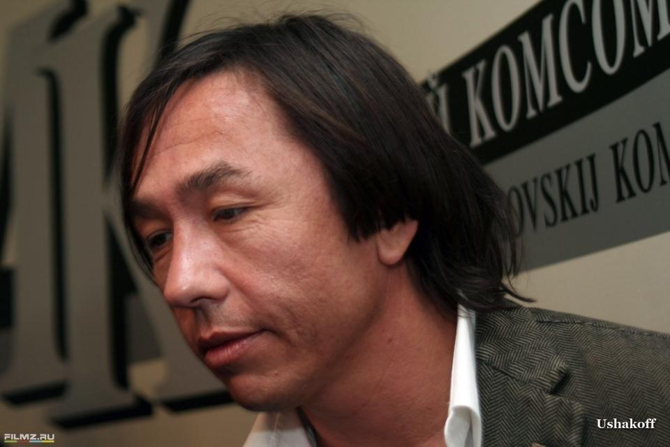пресс-конференция ММКФ XXVIII Ренат Давлетьяров,