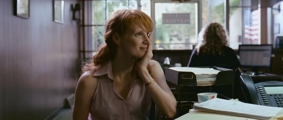 кадры из фильма Укрытие Джессика Честейн,