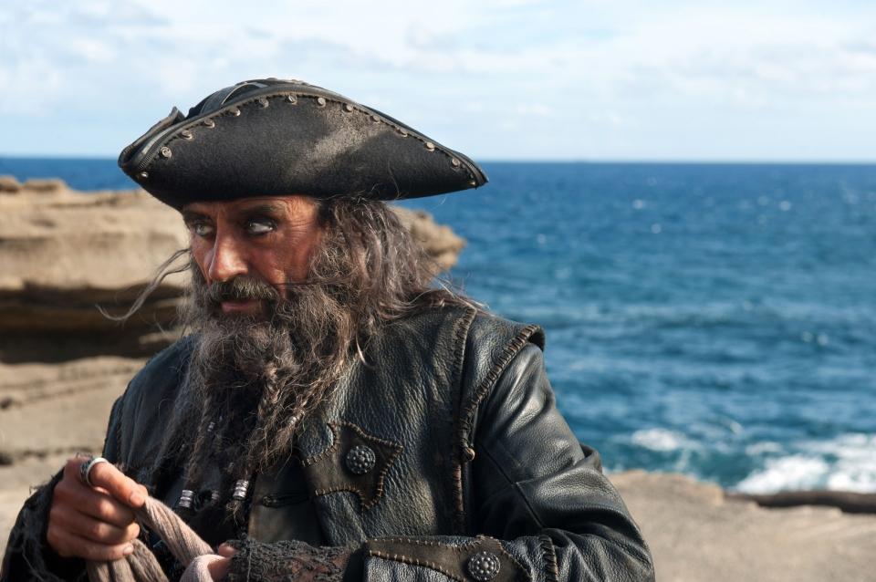 кадры из фильма Пираты Карибского моря: На странных берегах Иэн МакШейн,