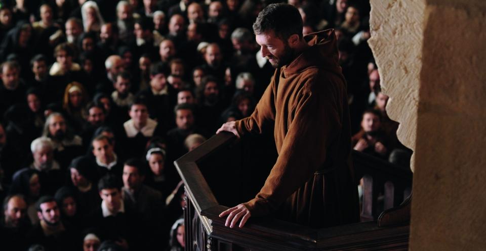 кадры из фильма Монах Венсан Кассель,