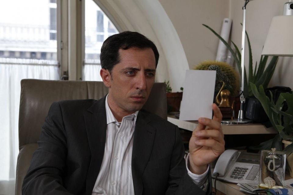 кадры из фильма Полночь в Париже Гад Эльмале,
