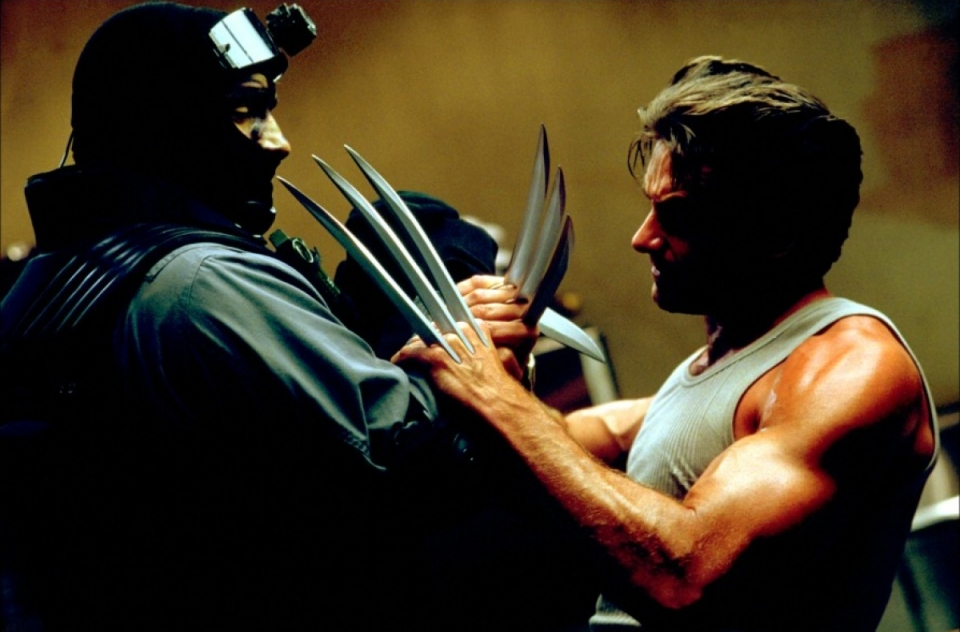 кадры из фильма Люди Икс 2 Хью Джекман,