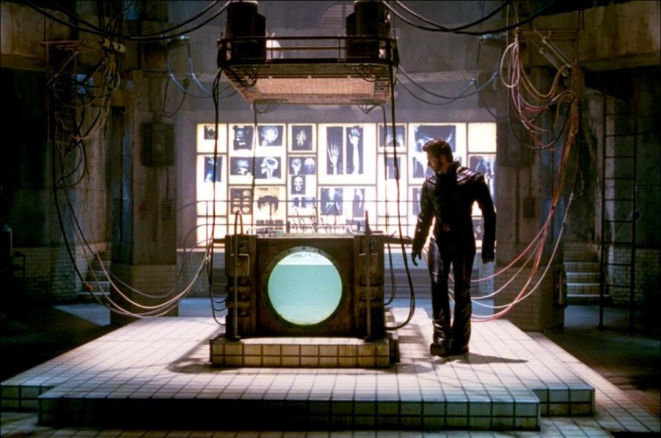 кадры из фильма Люди Икс 2 Хью Джекмен,