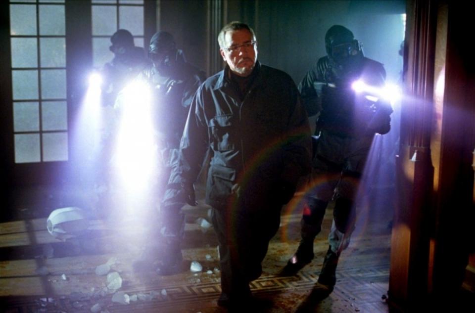 кадры из фильма Люди Икс 2 Брайан Кокс,