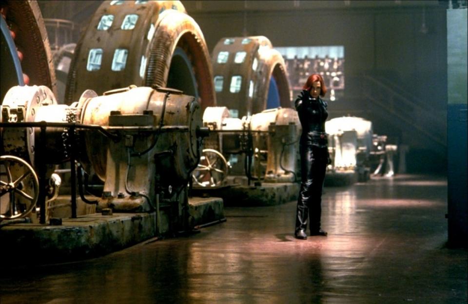 кадры из фильма Люди Икс 2 Фамке Янссен,