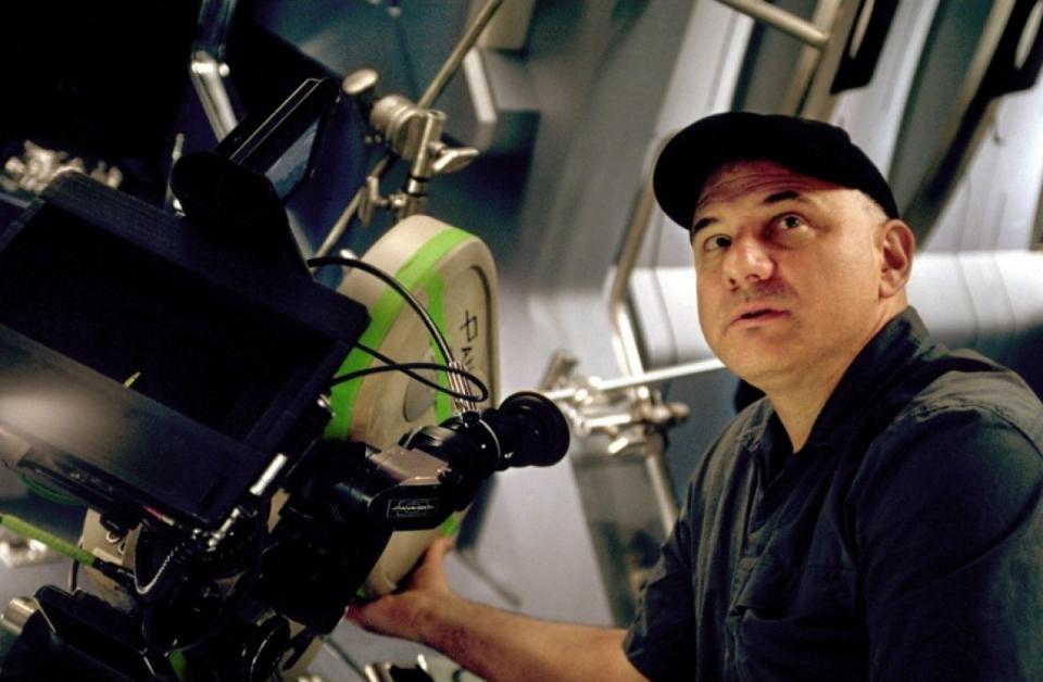 со съемок Люди Икс 2 Ньютон Томас Сигел,