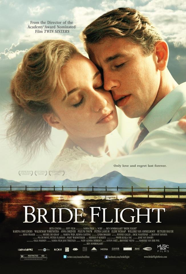 плакат фильма постер Полет невест*