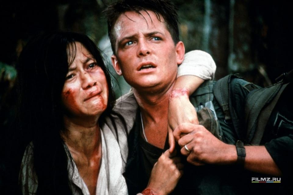 кадры из фильма Военные потери Туй Ту Ли, Майкл Джей Фокс,