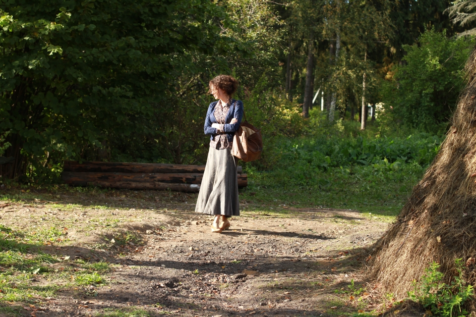 кадры из фильма 2 дня Ксения Раппопорт,
