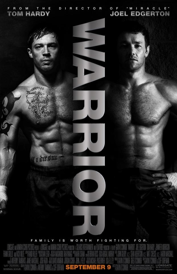 плакат фильма постер Воин