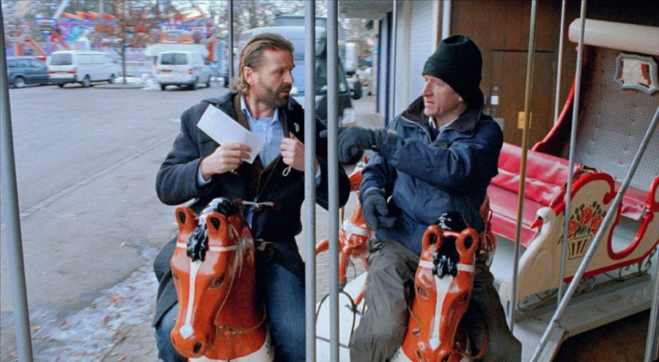 кадры из фильма Самый главный босс Питер Ганцлер, Йенс Альбинус,
