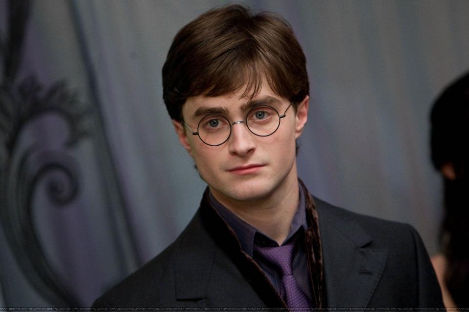 кадры из фильма Гарри Поттер и Дары Смерти: Часть первая Дэниэл Рэдклифф,