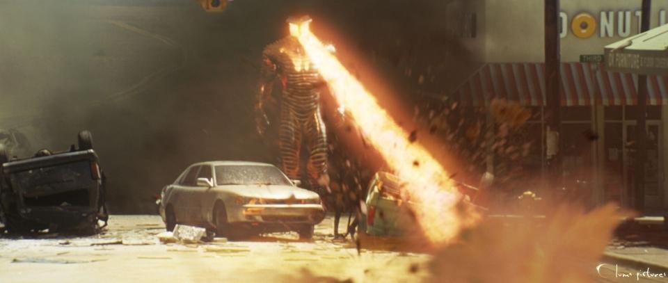 кадры из фильма Тор