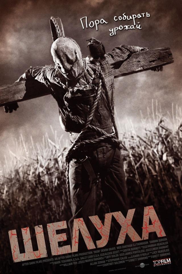 плакат фильма постер локализованные Шелуха