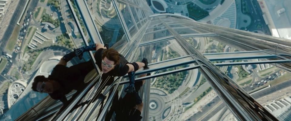 кадры из фильма Миссия Невыполнима: Протокол Фантом Том Круз,