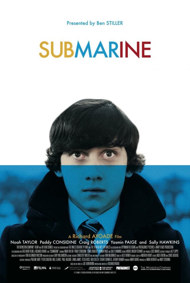 плакат фильма постер Субмарина