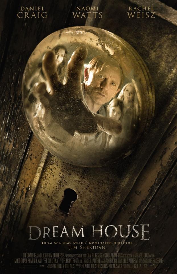 плакат фильма постер Дом грез