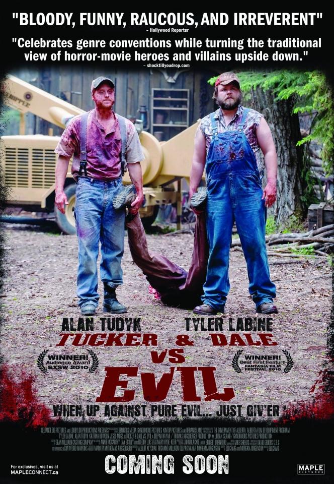 плакат фильма постер Убойные каникулы