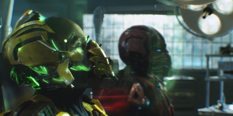 кадры из фильма Смертельная битва: Наследие*