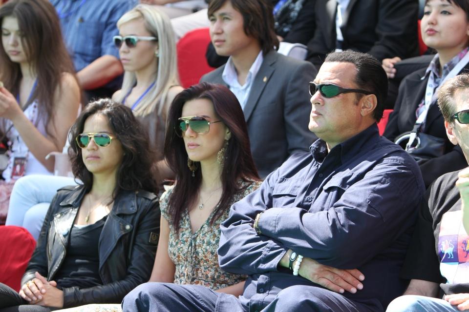 II Международный фестиваль экшн-фильмов «Astana» Мишель Родригес, Стивен Сигал,