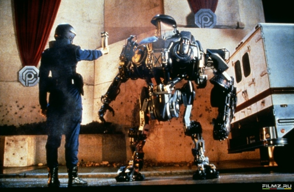 кадры из фильма Робокоп 2 Нэнси Аллен,