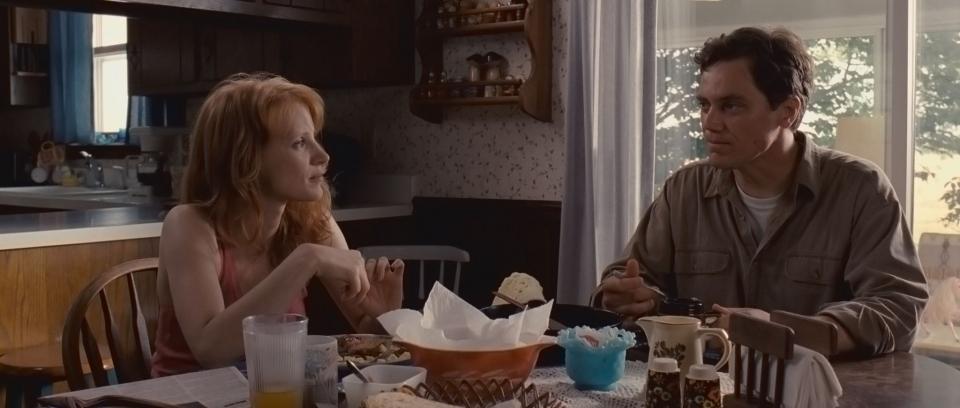 кадры из фильма Укрытие Джессика Честейн, Майкл Шэннон,