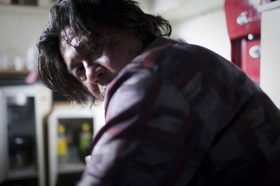 кадры из фильма Я видел дьявола Мин Сик Чхве,