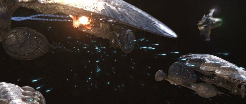 кадры из фильма 2199: Космическая одиссея