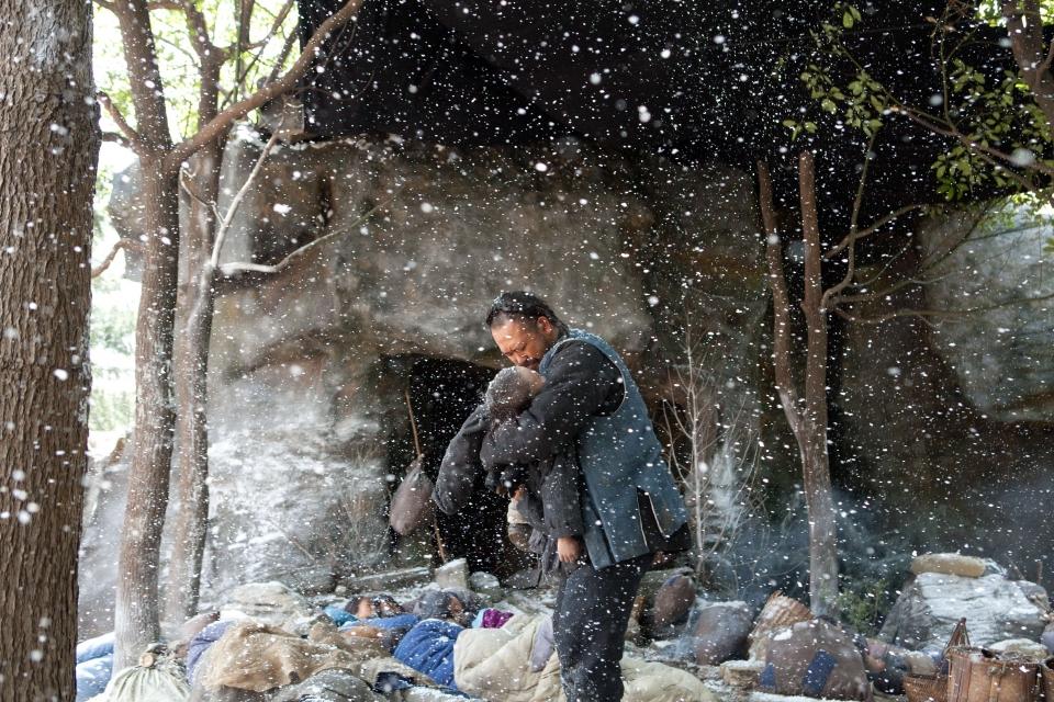 кадры из фильма Снежный цветок и заветный веер*