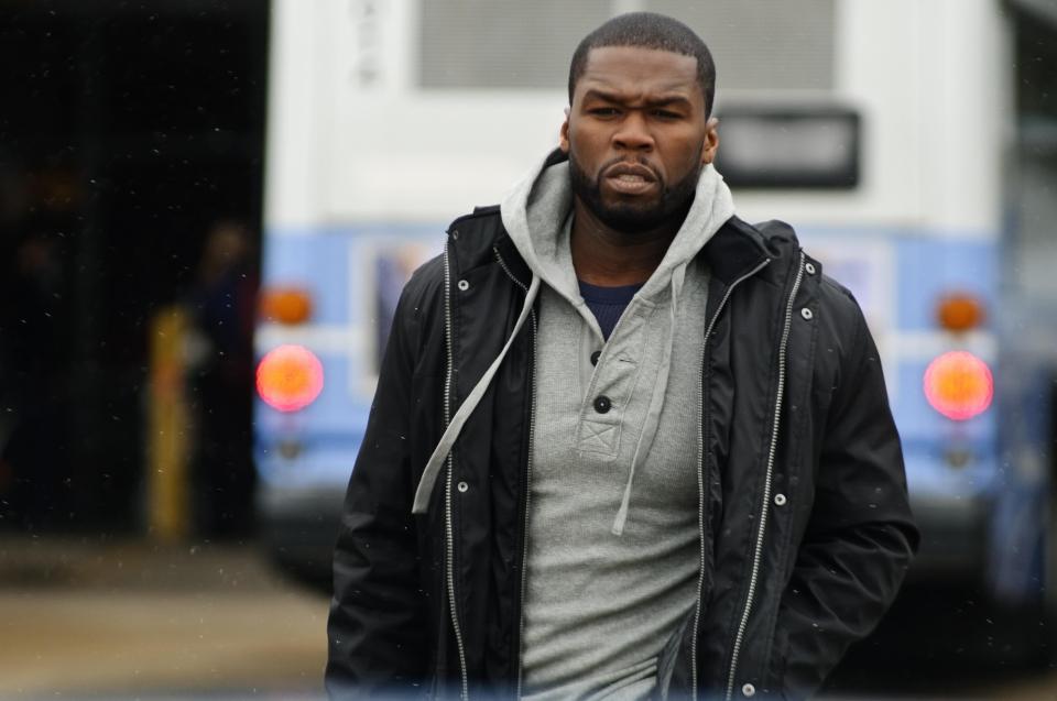 кадры из фильма Подстава  50 Cent,