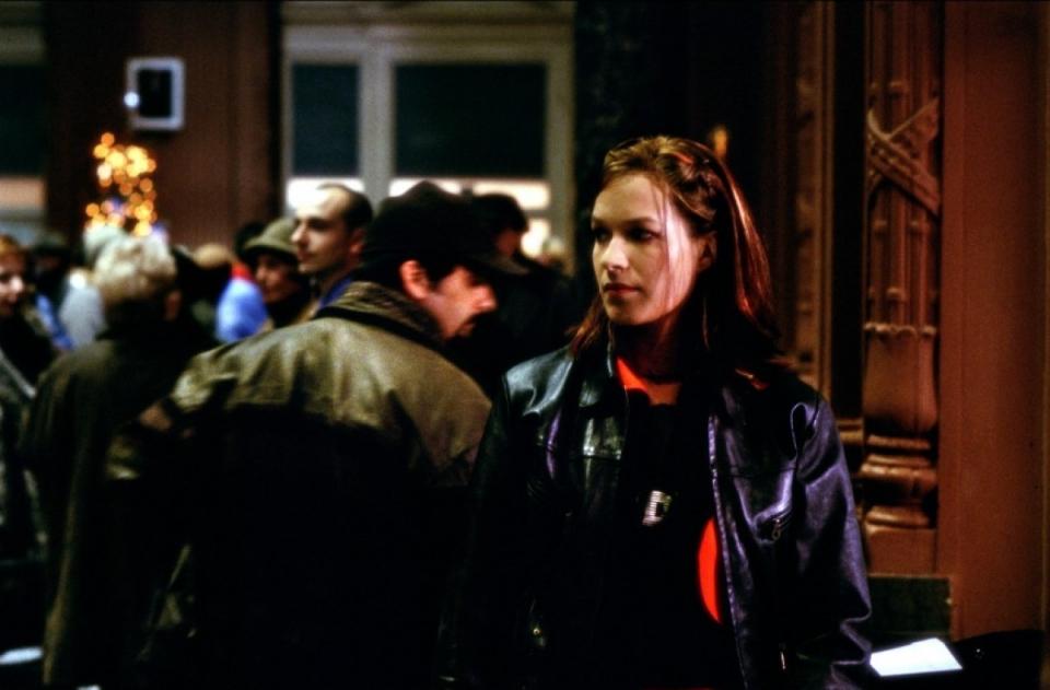кадры из фильма Идентификация Борна Франка Потенте,