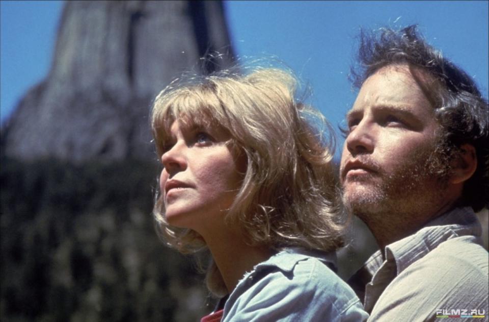 кадры из фильма Близкие контакты третьей степени Мелинда Диллон, Ричард Дрейфус,