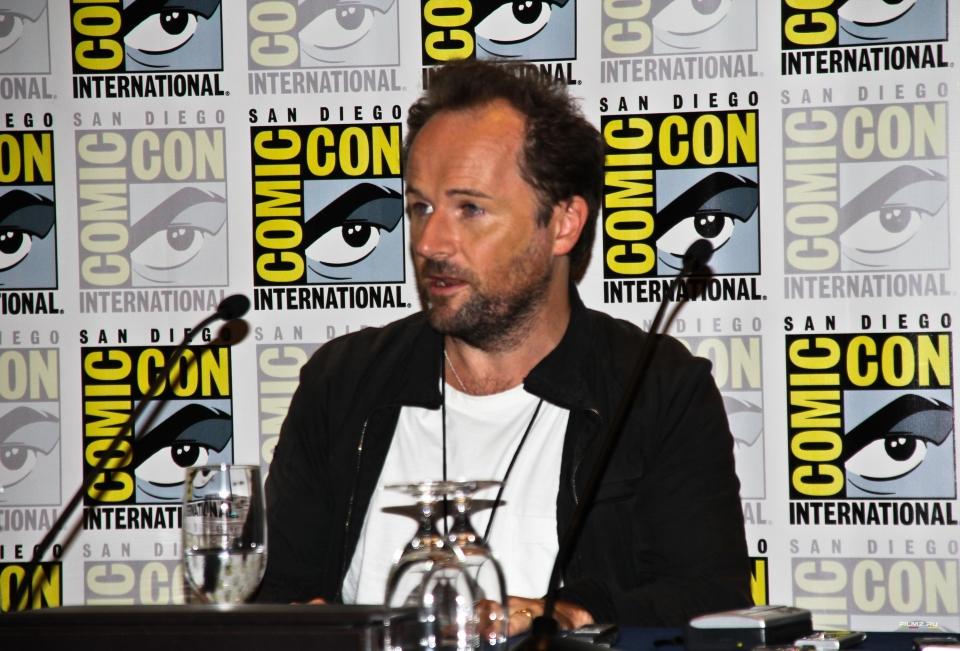 пресс-конференция Комик-Кон 2011 Руперт Уайатт,