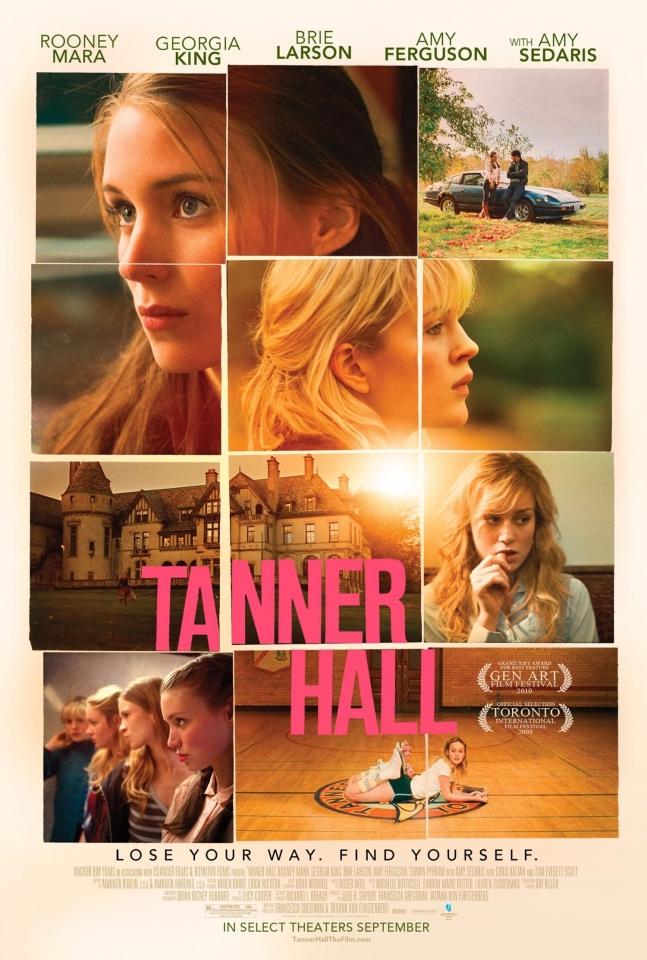 плакат фильма постер Таннер Холл*