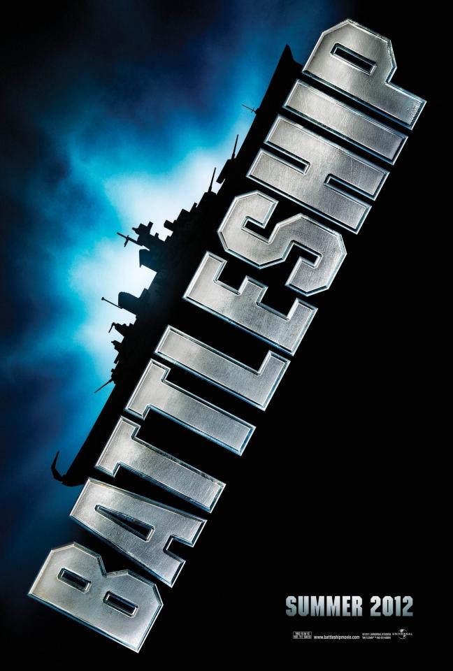 плакат фильма тизер Морской бой
