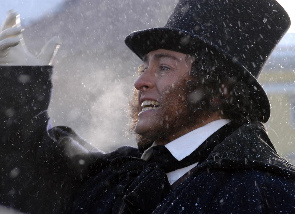 кадры из фильма Пушкин. Последняя дуэль