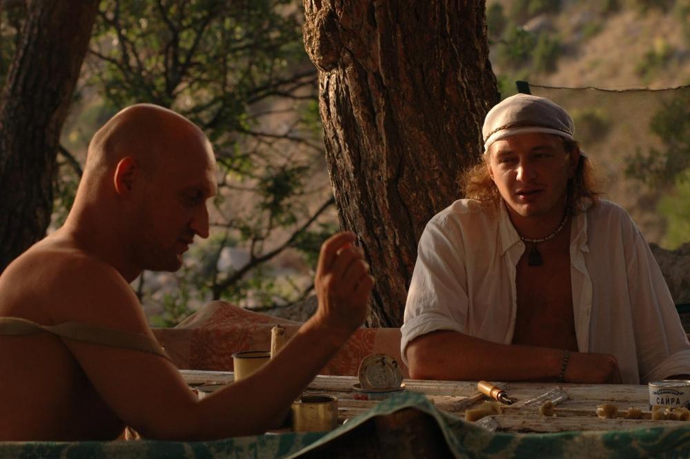 кадры из фильма Дикари