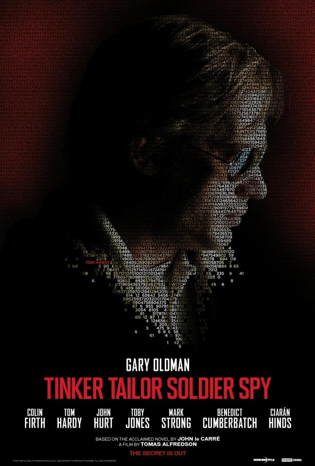 плакат фильма характер-постер Шпион, выйди вон!