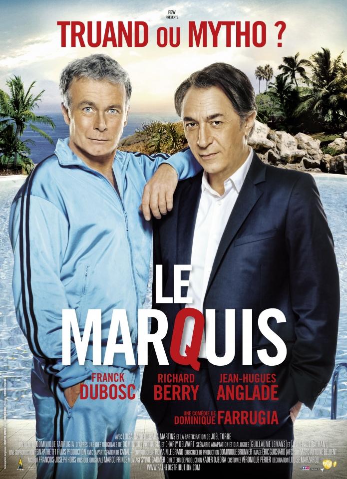 плакат фильма постер Маркиз