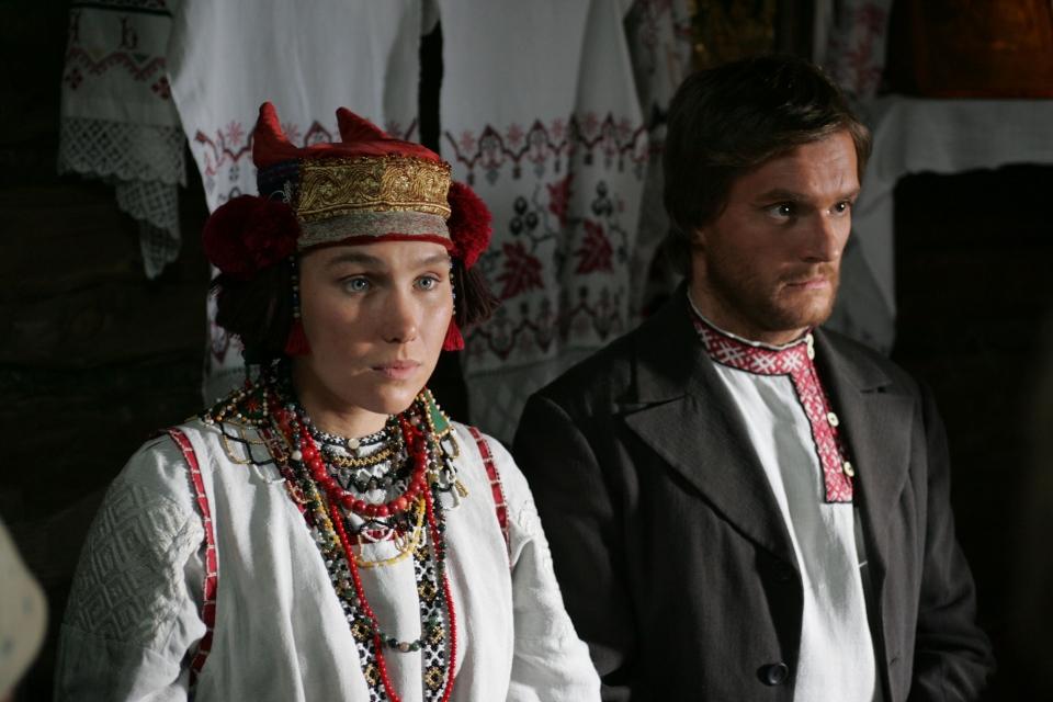 кадры из фильма Жила-была одна баба Дарья Екамасова,