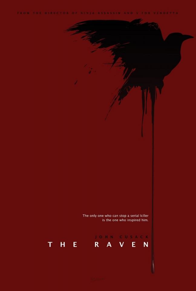 плакат фильма тизер Ворон