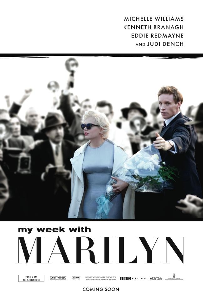 плакат фильма тизер 7 дней и ночей с Мэрилин