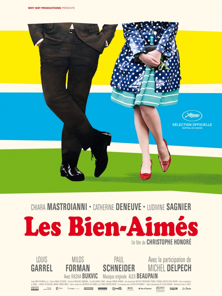 плакат фильма постер Возлюбленные
