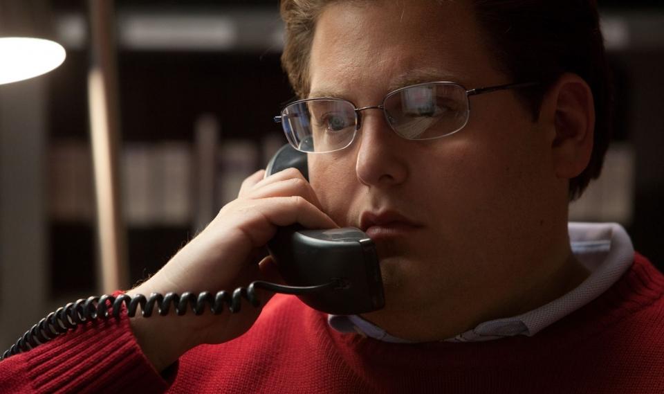 кадры из фильма Человек, который изменил все Джона Хилл,