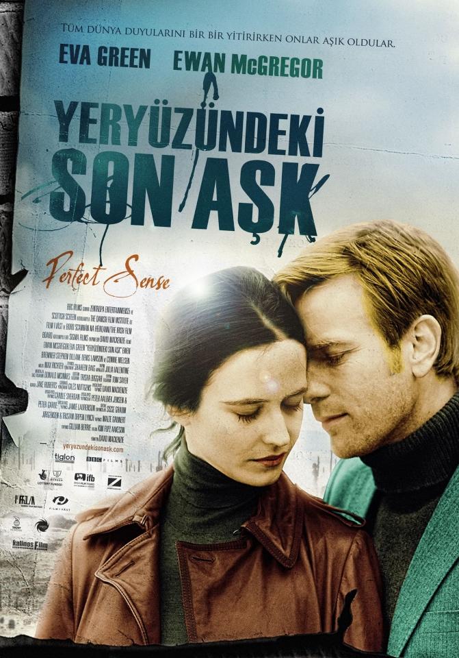 плакат фильма постер Последняя любовь на земле
