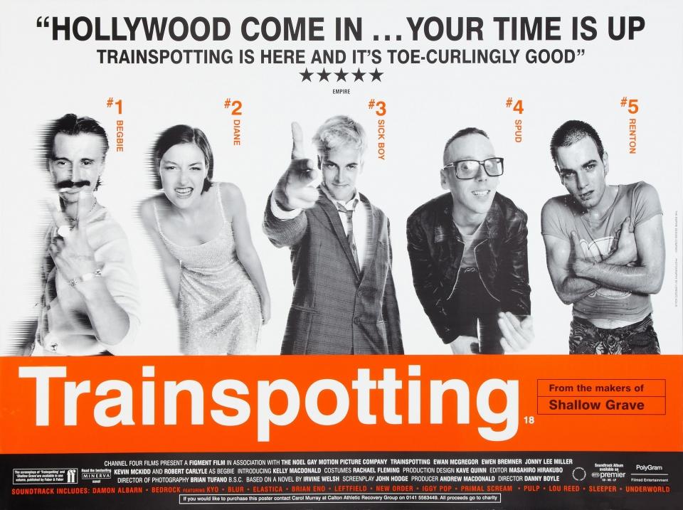 плакат фильма биллборды На игле