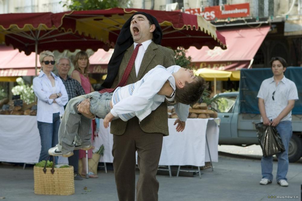 кадры из фильма Мистер Бин на отдыхе