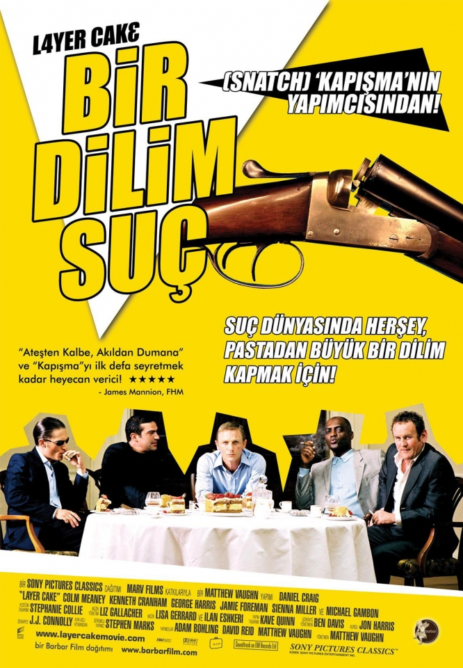плакат фильма Слоеный торт